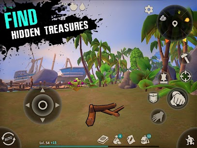 Survival Island: EVO PRO – Survivor building home 3.217 Mod Apk [Unlimited Coins] 4