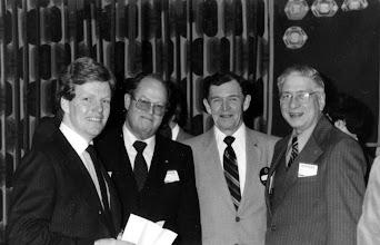 Photo: Danny Oakes, Lloyd Algie, Dalton McIntyre, Clint Phillips