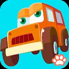 宝宝连线游戏:交通工具 icon