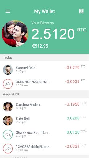 Bitcoin Wallet - by Blocktrail