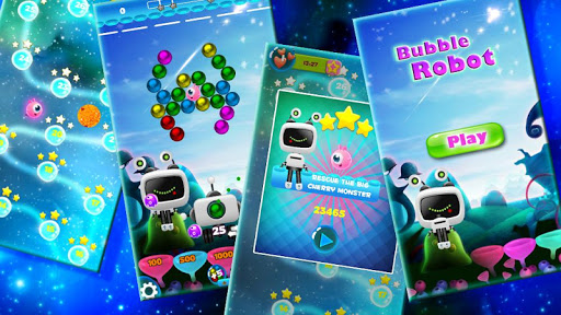 Bubble Robot