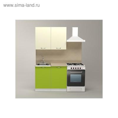 Кухонный гарнитур Елена мини, 1000 мм