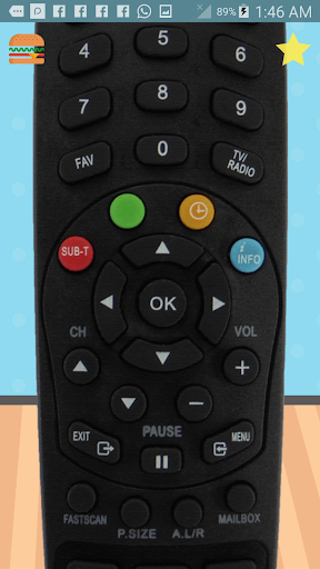 Remote Control For Orange Brazil screenshots 2