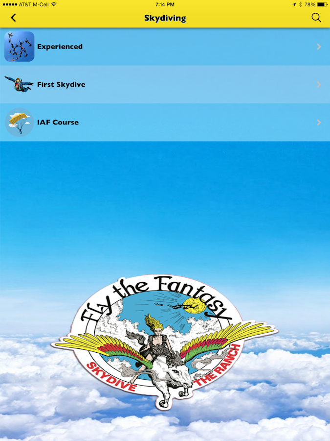 Skydive The Ranch- screenshot