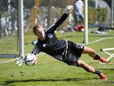 Thomas Kaminski gaat onder de lat staan bij KV Kortrijk