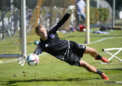 Kans dat Thomas Kaminski minuten krijgt bij FC Kopenhagen wordt niet groter