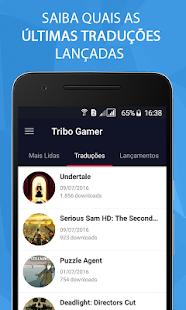 Tribo Gamer - náhled