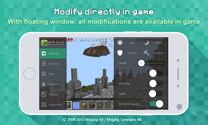 Master for Minecraft- Launcher- screenshot