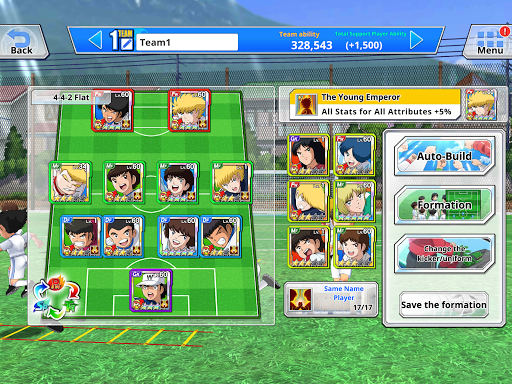 Captain Tsubasa ZERO -Miracle Shot- 2.0.4 screenshots 7