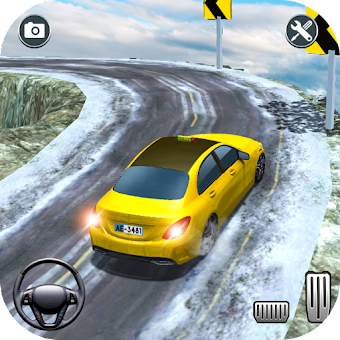 download taxi driver simulator 3d 2016 mod apk