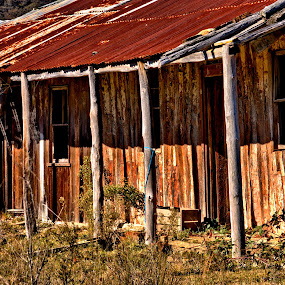 Farm House by David Spillane - Buildings & Architecture Other Exteriors ( farm, australiana, historic,  )