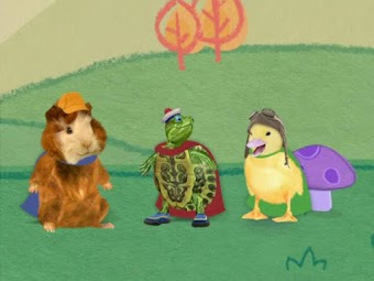 Save the Dragon!/Save the Beaver!