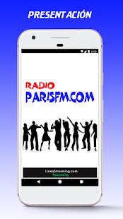 Radio París FM - náhled
