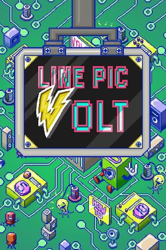 ラインピック:ボルト Line Pic : Volt