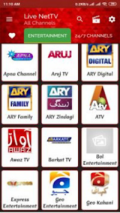 Live Net TV All Channels Free Online Guide 4