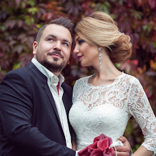 Wedding photographer Katrina Zarembovskaya (Kathi). Photo of 16.01.2017