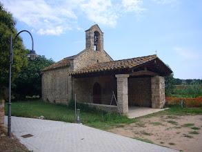 Photo: Cornellà de Terri - Capella de Sant Antoni, antiga capella del castell