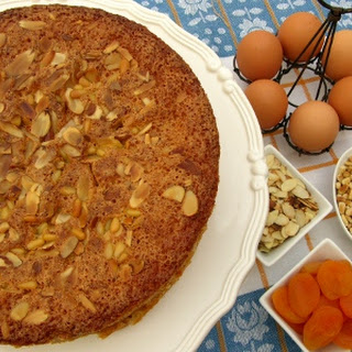 Dried Apricot Nut Cake Recipes