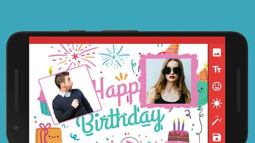 Birthday Photo Frame 2018  screenshots 5