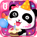 Baby Panda's Birthday Party icon