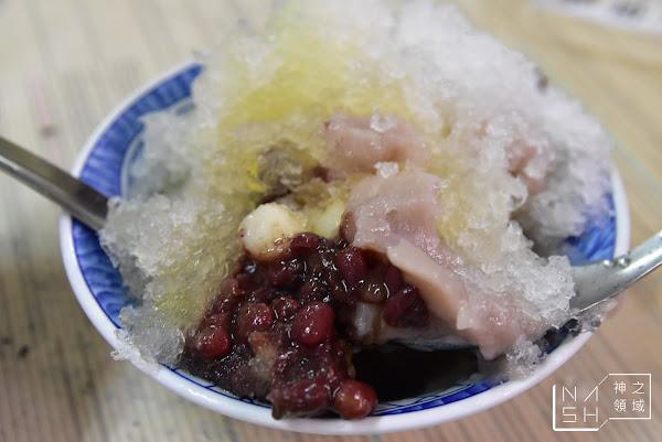 台南國華街小吃推薦|江水號 八寶冰和米糕粥都很厲害唷