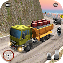 Heavy Truck Simulator : Hill Climb Driving 3D icon