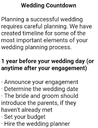 Wedding Planner Book  screenshots 14