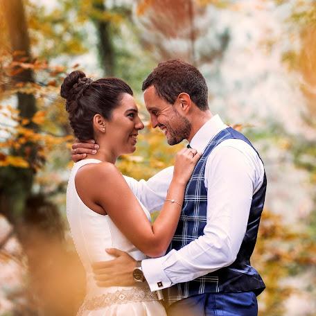 Wedding photographer Sergio Zubizarreta (sergiozubi). Photo of 14.02.2018