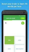 Screenshot of Memrise Learn Languages Free