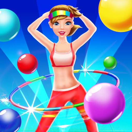Beauty Girl Bubble Shooter Android APK Download Free By Thank For Games