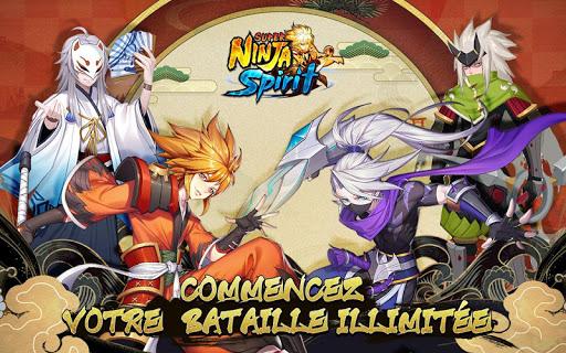 Super Ninja Spirit  code Triche 1