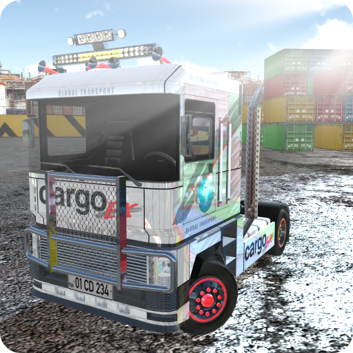 European Truck Parking - Real Euro Truck Park Game