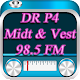DR P4 Midt & Vest (Holstebro) 98.5 FM APK