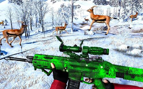 Download Jungle Animal Hunting Gun Strike: Safari Wild Hunt For PC Windows and Mac apk screenshot 12