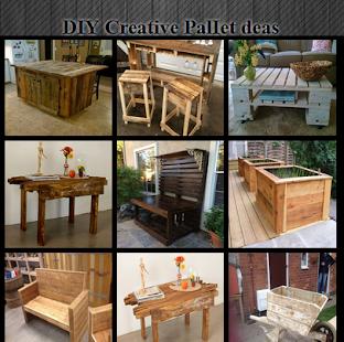 DIY Creative PalIet Ideas - náhled