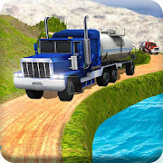 Free Mountain Oil Tanker 2018 - Offroad Fuel Transport APK for Windows 8