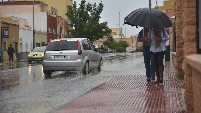 Las tormentas harán acto de presencia en la provincia.
