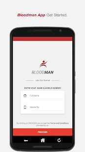 BloodMan- screenshot thumbnail