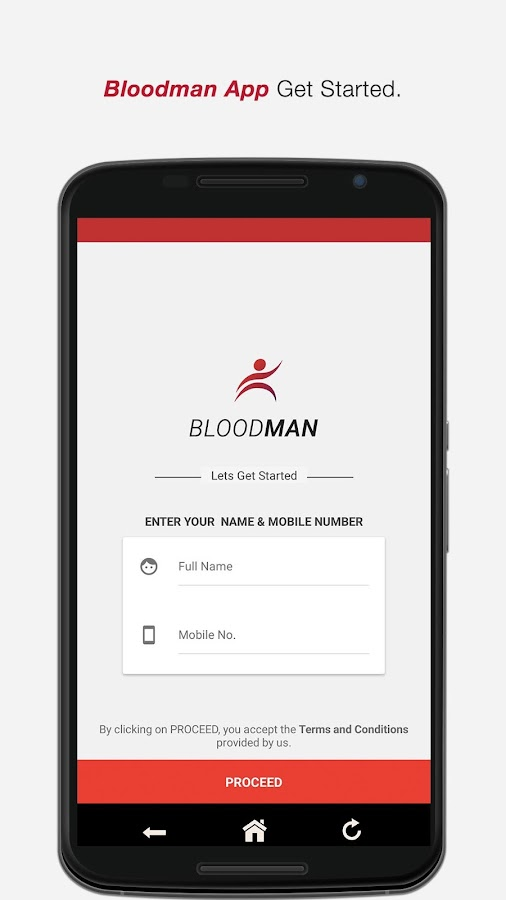 BloodMan- screenshot