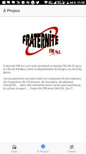 Fraternité FM - náhled