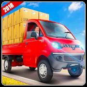 Mini Truck Driver Cargo Simulator