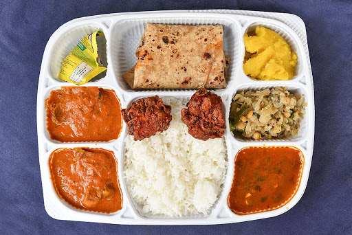 Non Veg South Indian Meal image