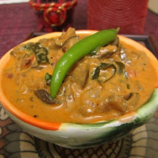 Homestyle Eggplant Curry - Kerala Style