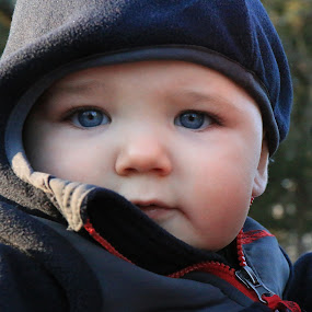 Na Na Na why u take so many pictures of me? by Elaine Hill - Babies & Children Children Candids (  )