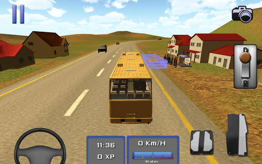 Bus Simulator 3D screenshot 8