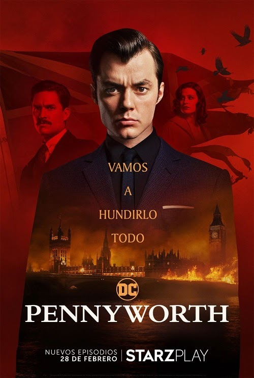 Pennyworth Temporada 2