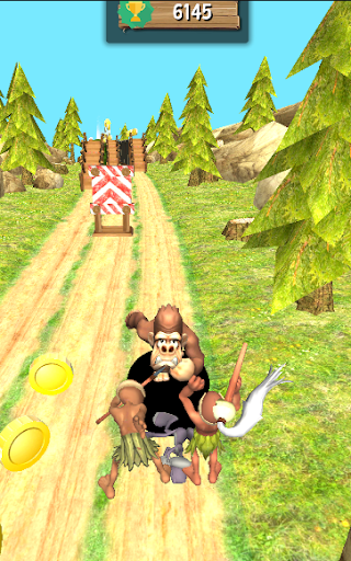 Bunny dash Vs Hunted jungle runner 2018  screenshots EasyGameCheats.pro 5