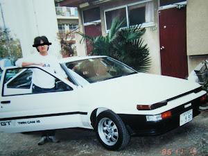 スプリンタートレノ AE86 1600GTV 1986年式のカスタム事例画像 aosan_AE86さんの2018年11月15日19:01の投稿