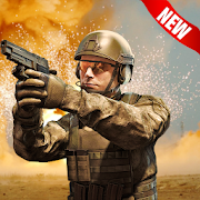 Counter-terrorist trigger fist shooting game