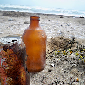 Rustic by Rebecca Imwalle - Artistic Objects Other Objects ( africa, bottle, rustic )
